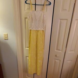 Very rare...Vintage Lilly Pulitzer Maxi Dress